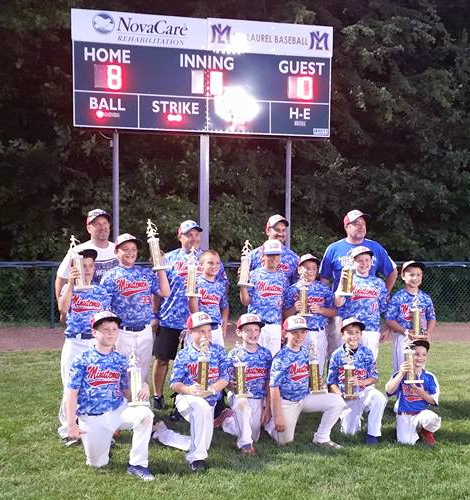 9u Summer Slam Champs
